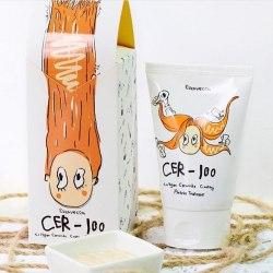 Маска для волос ВОССТАНОВЛЕНИЕ/КОЛЛАГЕН ELIZAVECCA Collagen Ceramide Coating Protein, 100 мл