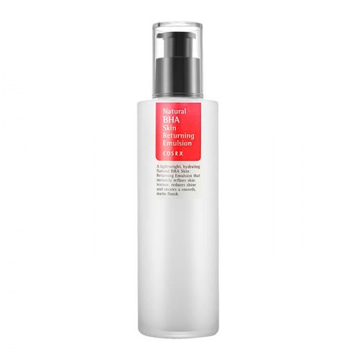 Эмульсия для проблемной кожи с BHA-кислотой COSRX Natural BHA Skin Returning Emulsion