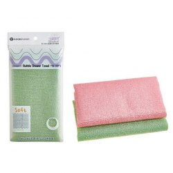 Мочалка для душа SUNGBOCLEAMY Clean & Beauty Bubble Shower Towel 28х100 1шт
