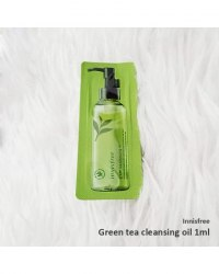 Гидрофильное масло INNISFREE Green Tea Cleansing Oil 1ml