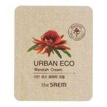 Крем для лица с экстрактом телопеи THE SAEM Urban Eco Waratah Cream 1 мл Пробник