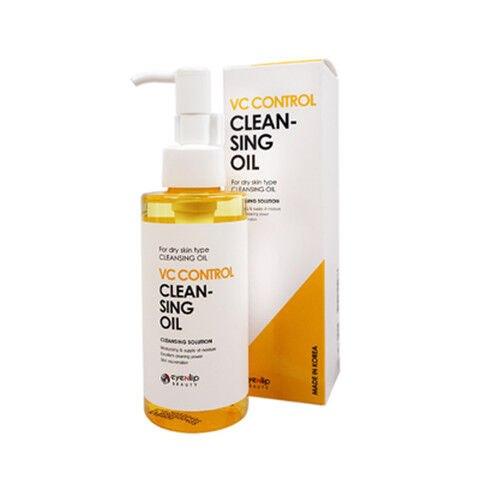 Гидрофильное масло EYENLIP VC control cleansing oil 150мл