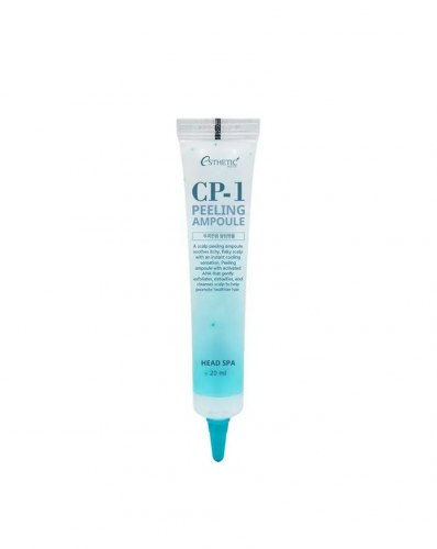 Пилинг-сыворотка для кожи головы ГЛУБОКОЕ ОЧИЩЕНИЕ ESTHETIC HOUSE CP-1 Peeling Ampoule 20 мл