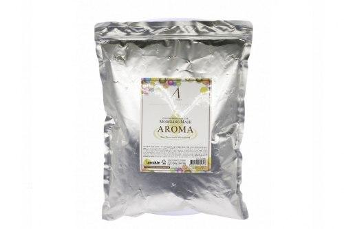 Маска альгинатная антивозрастная питательная ANSKIN Aroma Modeling Mask / Refill 1кг