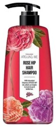 Шампунь для волос WELCOS Around me Rose Hip Hair Shampoo 500мл