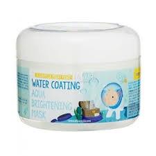 Маска увлажняющая для сияния кожи ELIZAVECCA Water Coating Aqua Brightening Mask 100гр