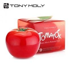 Массажная маска TONY MOLY Tomatox Magic White Massage Pack 80 гр