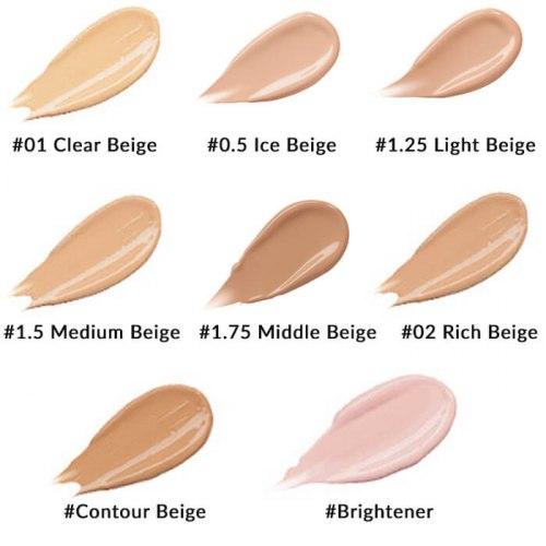 Консилер для маскировки недостатков кожи THE SAEM Cover Perfection Tip Concealer 6.8g