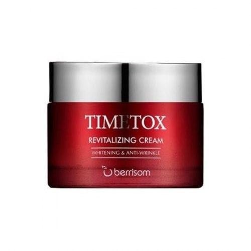 Крем для лица антивозрастной BERRISOM TIMETOX REVITALIZING CREAM 50гр