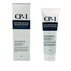 Шампунь для волос ПРОТИВ ВЫПАДЕНИЯ ESTHETIC HOUSE CP-1 Anti-hair loss scalp infusion shampoo, 250 мл