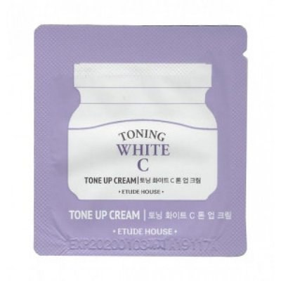 Крем для лица ETUDE HOUSE Toning White C Tone up Cream