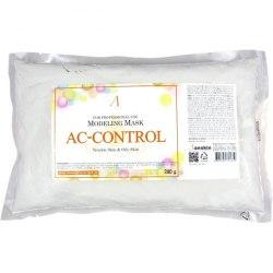 Маска альгинатная для проблемной кожи против акне ANSKIN AC Control Modeling Mask