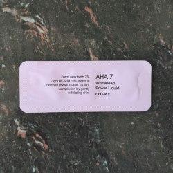 Очищающее средство для лица гликолевое COSRX AHA 7 Whitehead Power Liquid