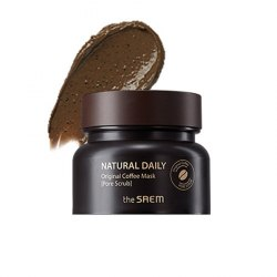 Маска для лица кофейная THE SAEM Natural Daily Original Coffee Mask 100г
