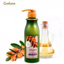 Сыворотка для волос с аргановым маслом WELCOS Confume Argan Treatment Aqua Hair Serum 500мл