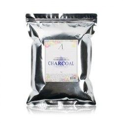 Маска альгинатная для кожи с расширенными порами ANSKIN Charcoal Modeling Mask / Refill 1кг