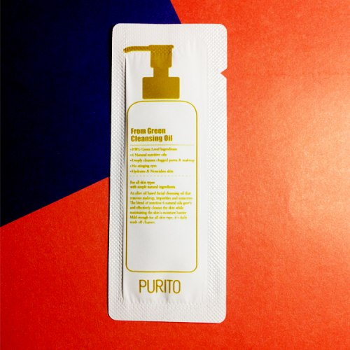 Масло гидрофильное PURITO From Green Cleansing Oil