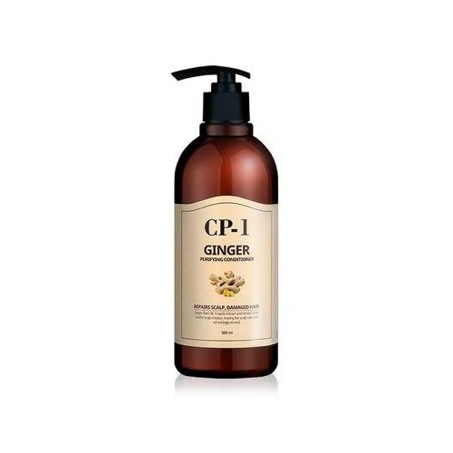 Кондиционер для волос с имбирем ESTHETIC HOUSE Ginger Purifying Conditioner 500 мл