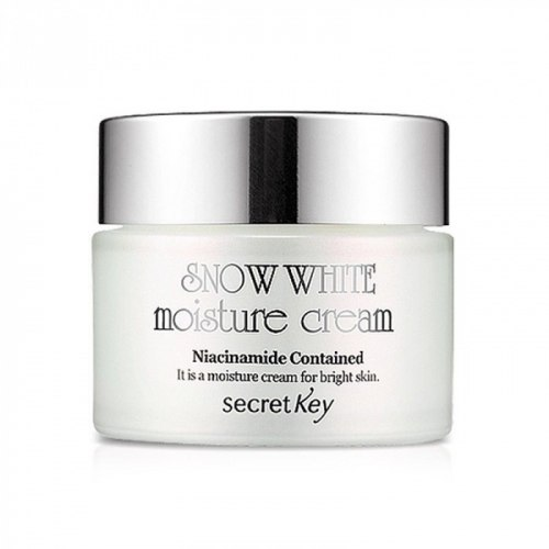 Увлажняющий отбеливающий крем SECRET KEY Snow White Moisture Cream 50гр