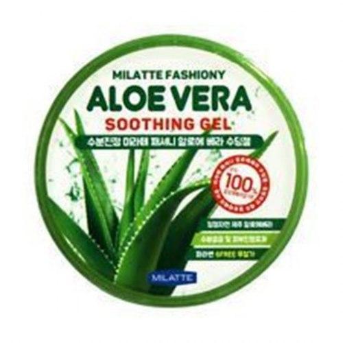 Гель универсальный увлажняющий MILATTE Fashiony Aloe Vera Soothing Gel 300мл