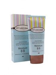 Тональный крем RIVECOWE Moisture BB SPF 43 РА+++, 40 мл