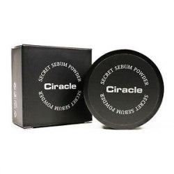 Пудра рассыпчатая для жирной кожи CIRACLE Secret Sebum Powder 5g