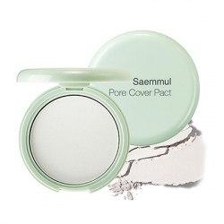 Пудра компактная для кожи с расширенными порами THE SAEM Saemmul Perfect Pore Pact 12гр