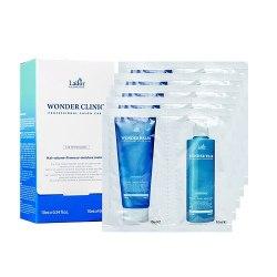 Набор бальзамов для волос LA'DOR Wonder Clinic Puch Set (10ml+10ml) * 5ea