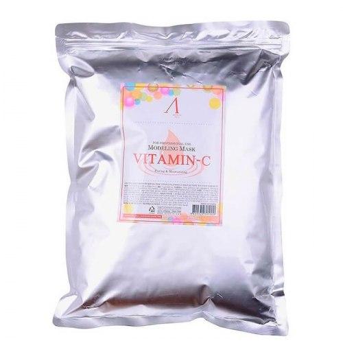 Маска альгинатная с витамином C ANSKIN Vitamin-C Modeling Mask / Refill 1кг