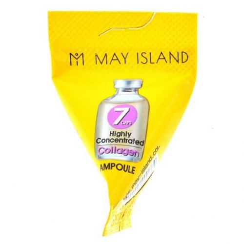 Сыворотка для лица с коллагеном MAY ISLAND Seven Days Collagen Ampoule