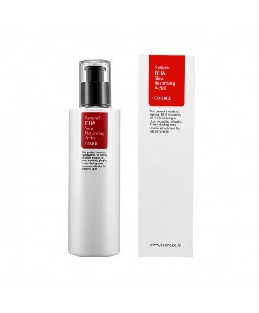 Тонер с BHA кислотами COSRX Natural BHA Skin Returning A-Sol