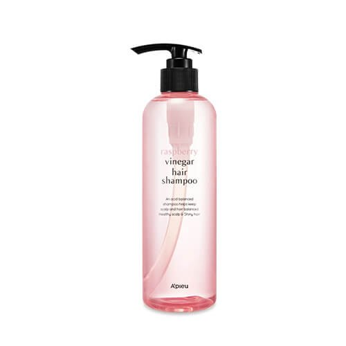 Шампунь с малиновым уксусом A'PIEU Raspberry Vinegar Hair Shampoo