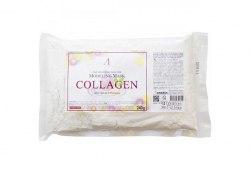 Маска альгинатная с коллагеном укрепляющая ANSKIN Collagen Modeling Mask / Refill 240гр