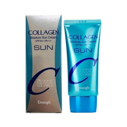 Крем солнцезащитный ENOUGH Collagen Sun Cream 50мл