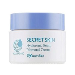 Крем для лица SECRET SKIN HYALURONIC BOMB DIAMOND CREAM