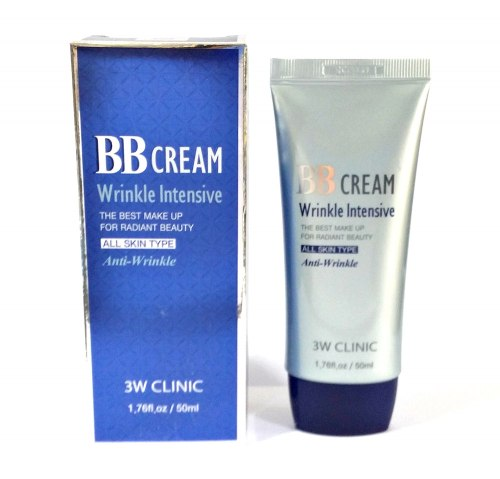 ББ крем ЗW CLINIC Wrinkle Intensive BB Cream 50ml