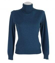 Синий свитер O'STIN 12845