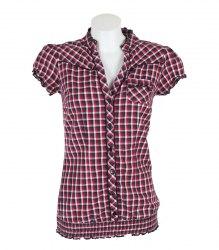 Блуза в клетку C&A 13715