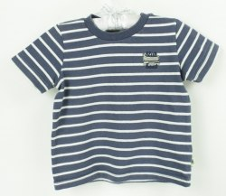 Полосатая футболка Mothercare 3112