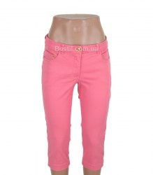 Розовые бриджи H&M 14379