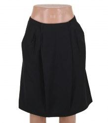 Черная юбка-тюльпан O'STIN 14753