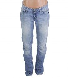 Светло-синие джинсы зауженного кроя Reserved 15966