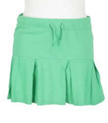 Зеленая трикотажная юбка Denim Co 16271