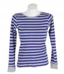 Трикотажная футболка в полоску с длинным рукавом Atmosphere 16395