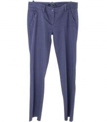Хлопковые серые брюки Calliope 3616