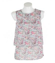 Разноцветная блуза-безрукавка на девочку Young Dimension (Primark) 16629