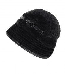 Меховая женская шляпка None 16937