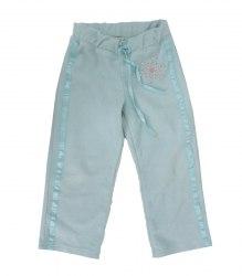Голубые спортивные штаники на малышку Kapp Ahi 17018