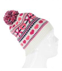 Вязаная шапочка с орнаментом на девочку Atmosphere 17530