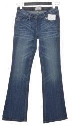 Синие слегка расклешенные джинсы S.Oliver 4250